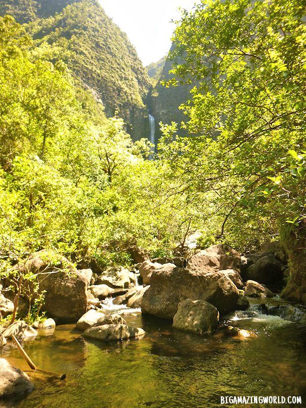 Napali Coast Hanakäpï`ai Falls Kalalau Trail