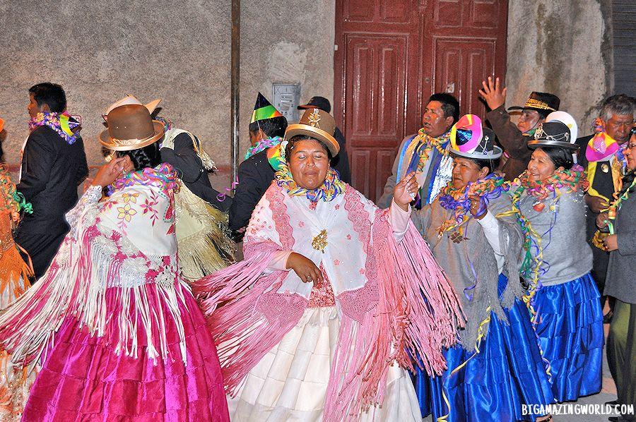 Virgin of Candelaria Festival